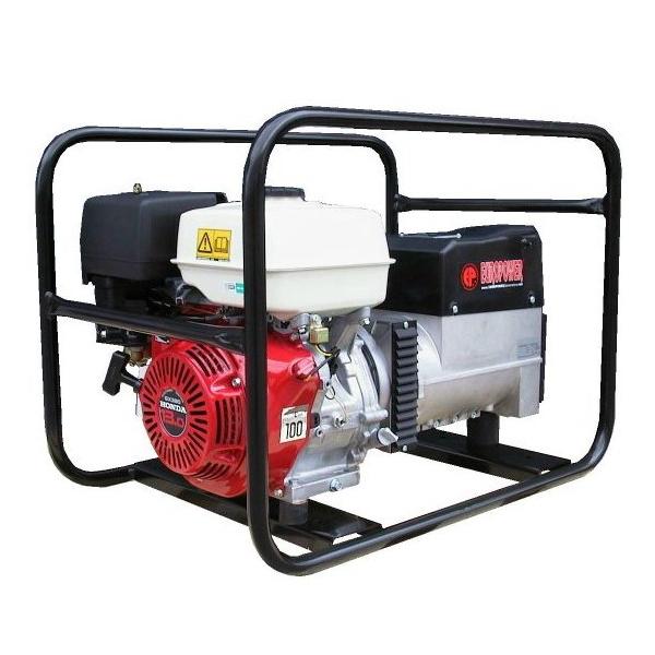 Генератор бензиновый Europower EP 200 X 3X230V для ж/д в Малая Вишерае