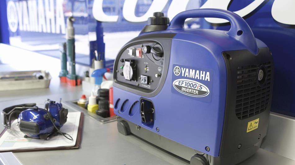 Генератор Yamaha EF1000 в Малая Вишерае