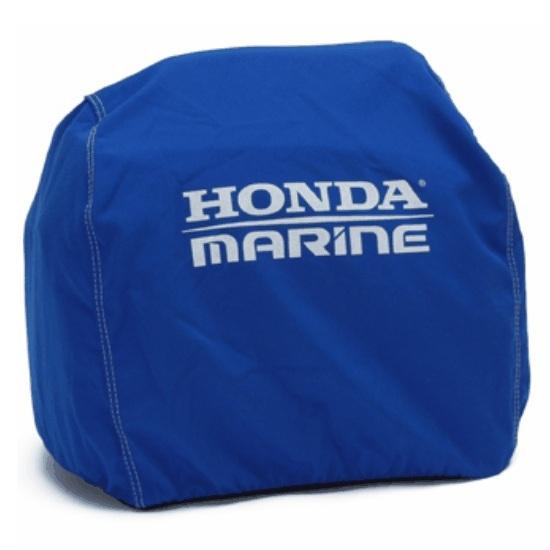 Чехол для генератора Honda EU10i Honda Marine синий в Малая Вишерае