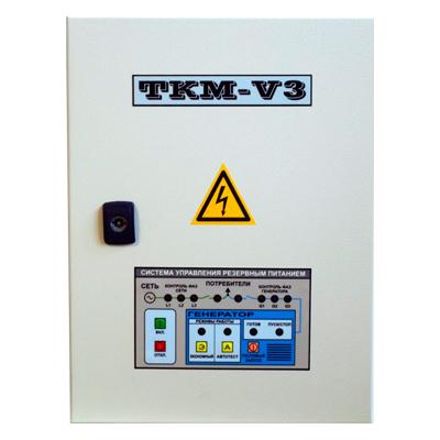 Автоматика ТКМ-V3 с ИУ3с + ПБ3-10 (EG5500) в Малая Вишерае