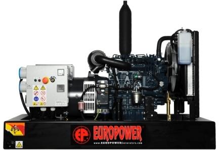 Генератор дизельный Europower EP 163 DE в Малая Вишерае