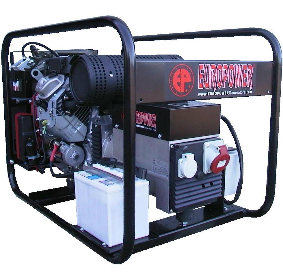 Генератор бензиновый Europower EP 13500TE в Малая Вишерае