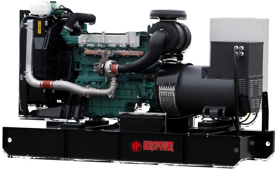 Генератор дизельный Europower EP 180 TDE в Малая Вишерае