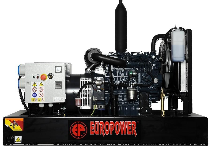 Генератор дизельный Europower EP 193 DE в Малая Вишерае