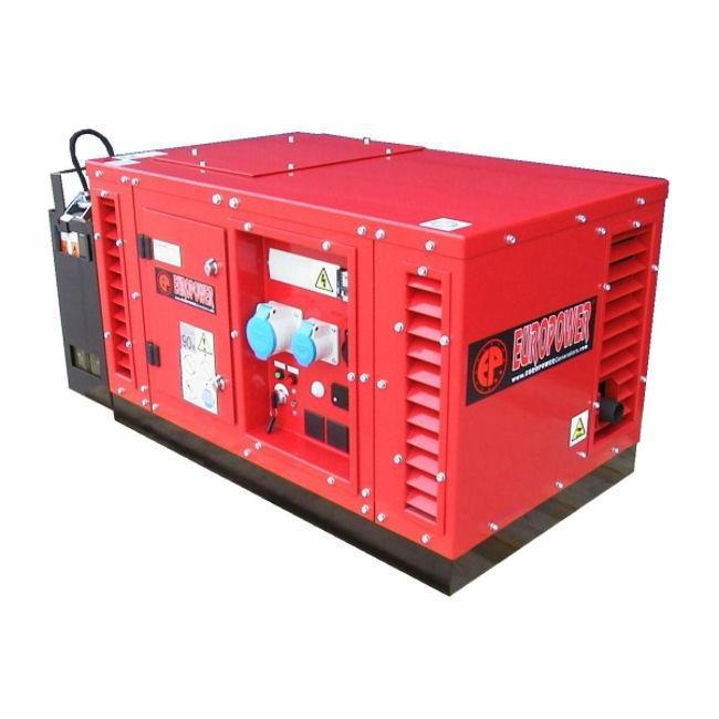 Генератор бензиновый Europower EPS 10000 E в Малая Вишерае