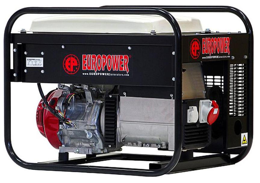 Генератор бензиновый Europower EP 6500 TLN в Малая Вишерае