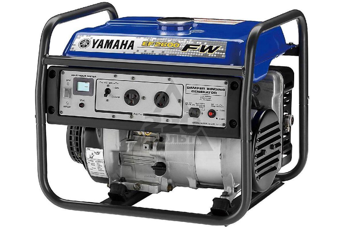 Генератор Yamaha  EF2600 в Малая Вишерае