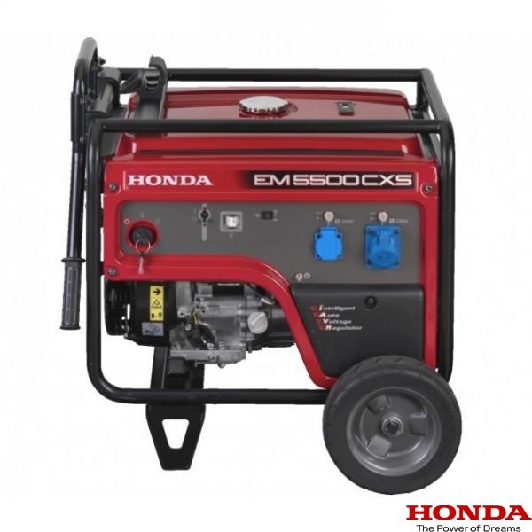 Генератор Honda EM5500 CXS 1 в Малая Вишерае