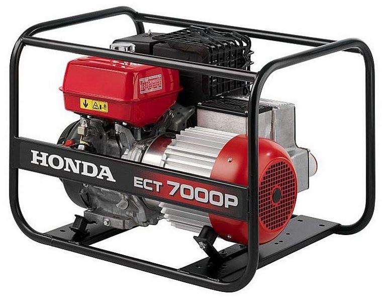 Генератор Honda EСТ 7000P в Малая Вишерае